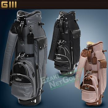 GLOBERIDE日本正规的物品GRAND GOLF GEAR(运动场高尔夫球齿轮)GIII高尔夫球场服务员包GB0311