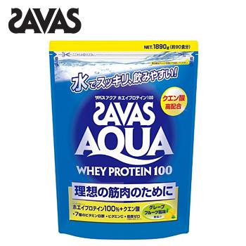 SAVAS(ザバス) アクア ホエイプロテイン1001890gCA1329