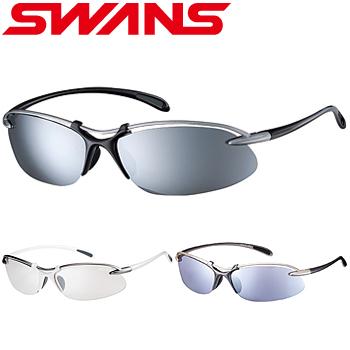 SWANS(スワンズ)日本正規品Airless-Wave(エアレスウェイブ)ミラーレンズサングラス