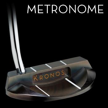 【【最大3000円OFFクーポン】】Kronos GOLF(クロノス ゴルフ)日本正規品Metronome(メトロノーム)パター【あす楽対応】