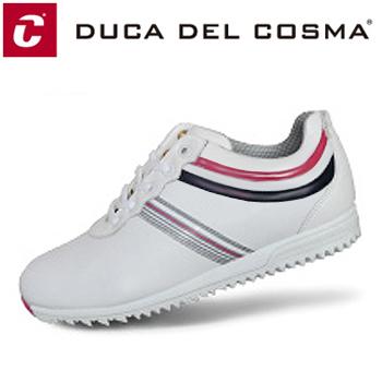 【【最大3000円OFFクーポン】】DUCA DEL COSMA(デュカ・デル・コスマ)GrandfineSkyflexスパイクレスレディスゴルフシューズ