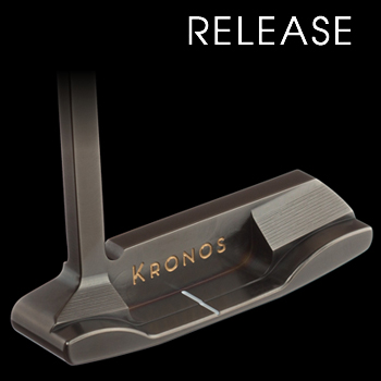 Kronos GOLF(クロノス ゴルフ)日本正規品RELEASE(リリース)パター【あす楽対応】