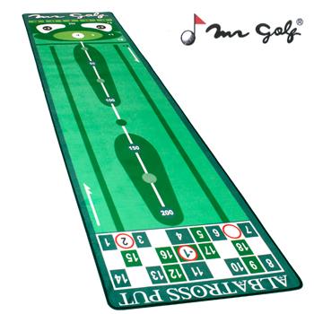 【返品交換不可】 ミスターゴルフ高級パターマットアルバトロス 90×300cm「室内 練習でスコアUP」「ゴルフ練習用品」【あす楽対応】, フクトク:79a55c10 --- canoncity.azurewebsites.net