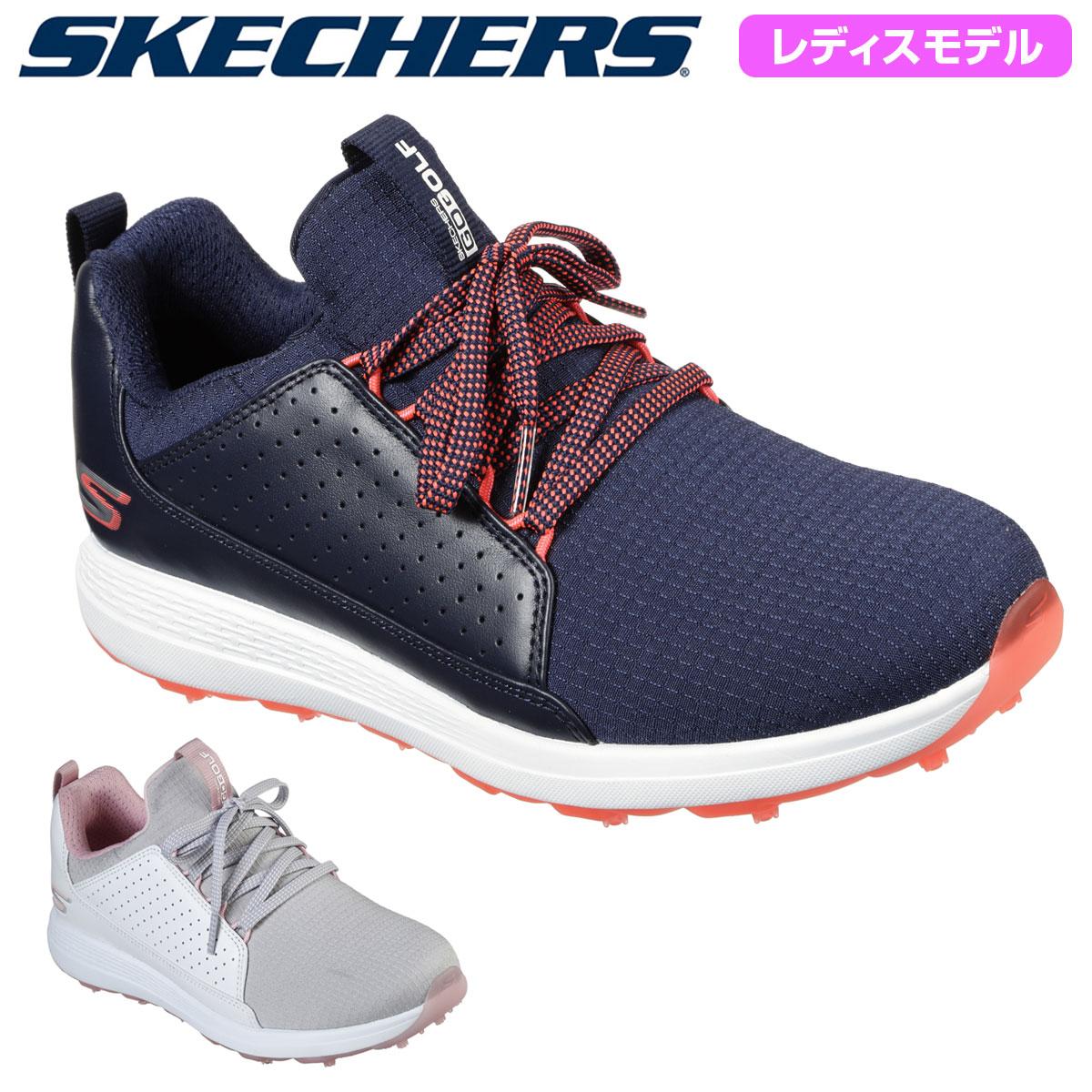 驚くほどの軽さ SKECHERS スケッチャーズ 日本正規品 トラスト GO GOLF 14887 MAX レディス MOJO 全品送料無料 2020モデル スパイクレスゴルフシューズ