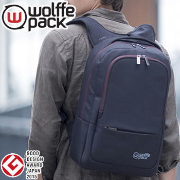 Wolffe pack(ウルフパック)ウルフパックメトロバックパック
