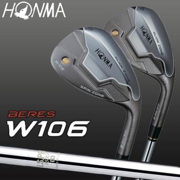 HONMA GOLF本間ゴルフ日本正規品BERES(ベレス)W106ウェッジNS PRO 950GHスチールシャフト