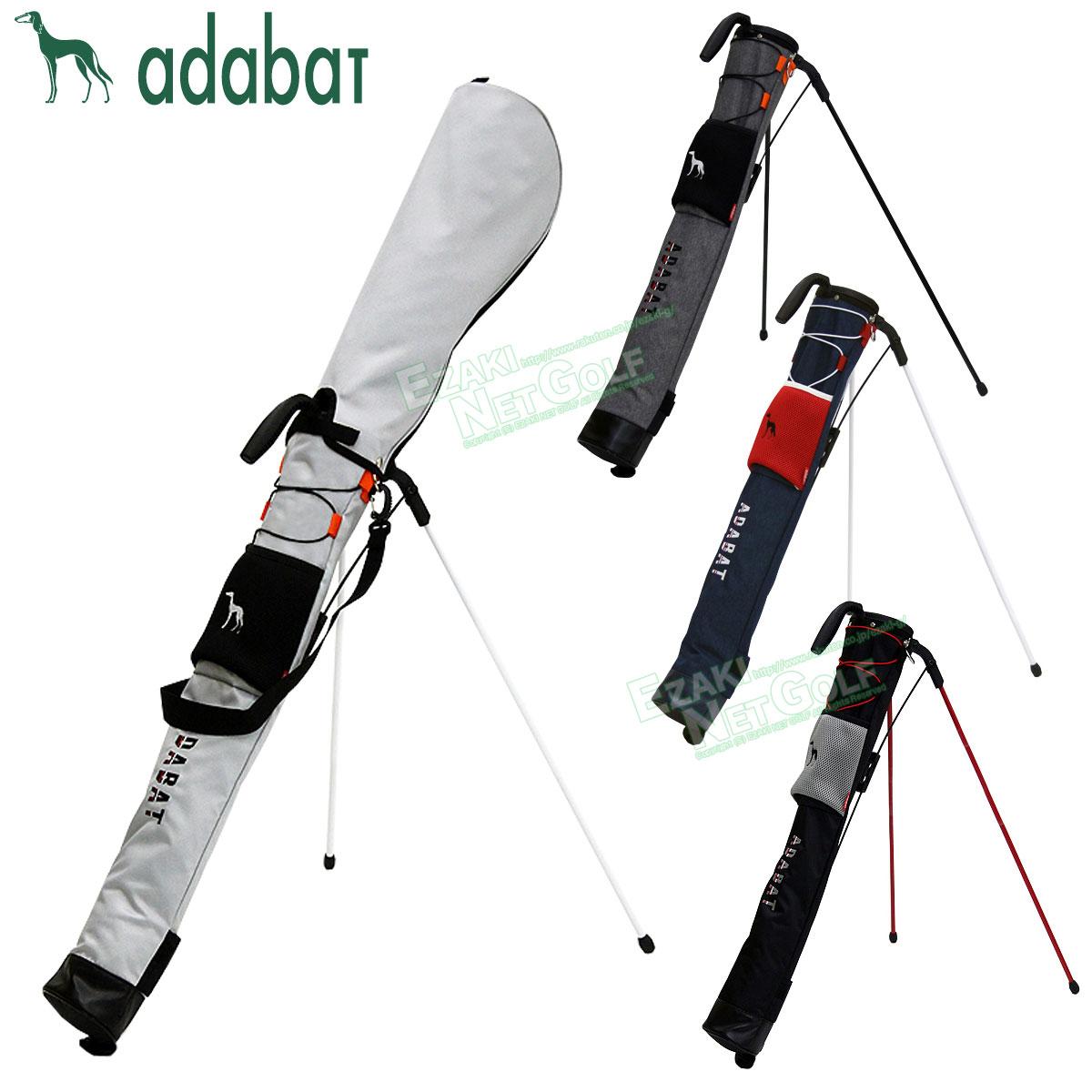 【【最大4999円OFFクーポン】】adabat(アダバット) セルフスタンド クラブケース 2020新製品 「AB404S」 【あす楽対応】