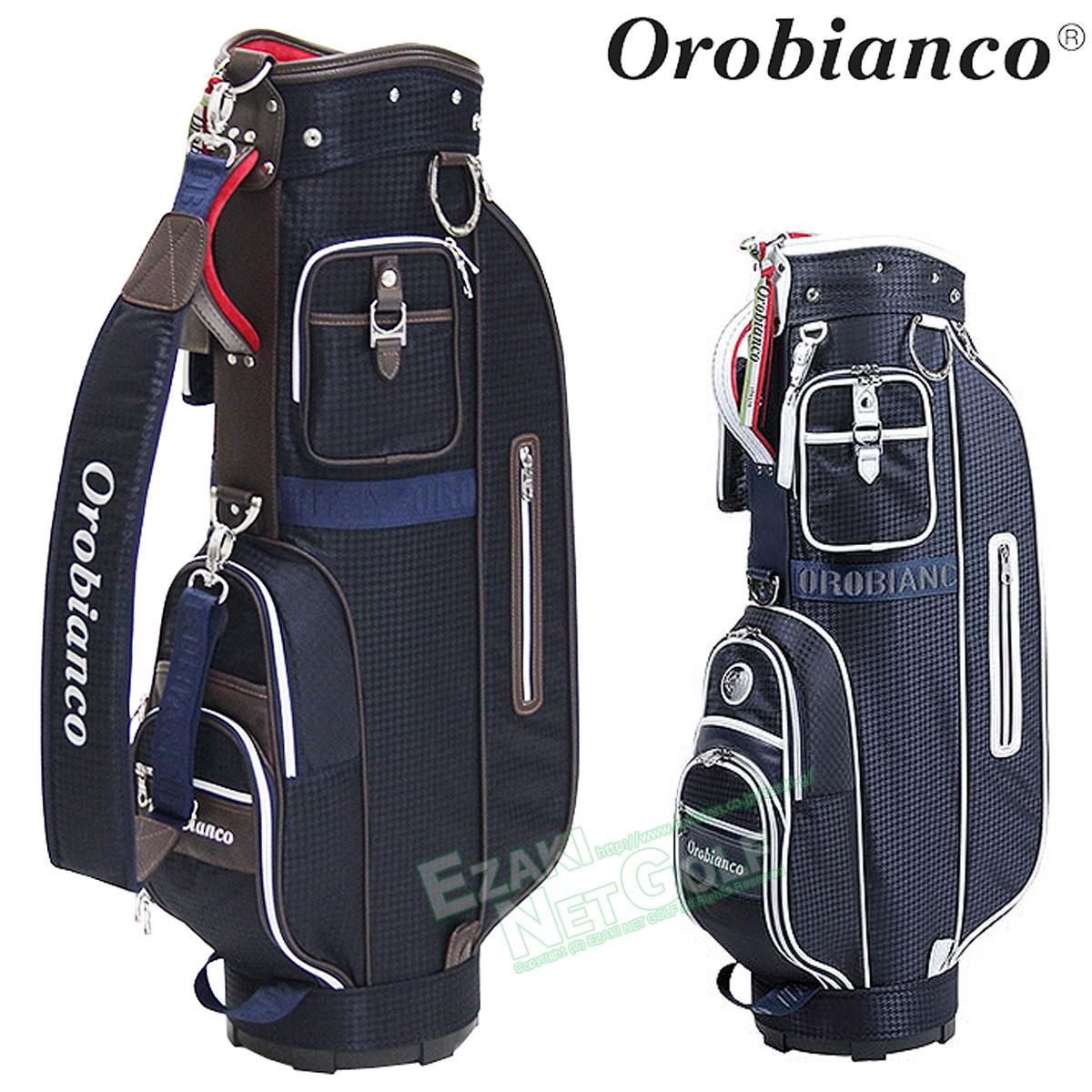 【【最大3300円OFFクーポン】】Orobianco(オロビアンコ)日本正規品 8.5型キャディバッグ 2020新製品 「ORC103」 【あす楽対応】