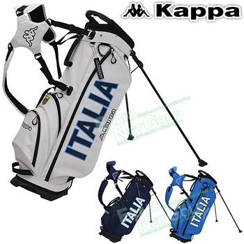 KAPPA GOLF カッパゴルフ日本正規品 4点式ショルダースタンドバッグ 2019新製品「KG918BA11」 【あす楽対応】
