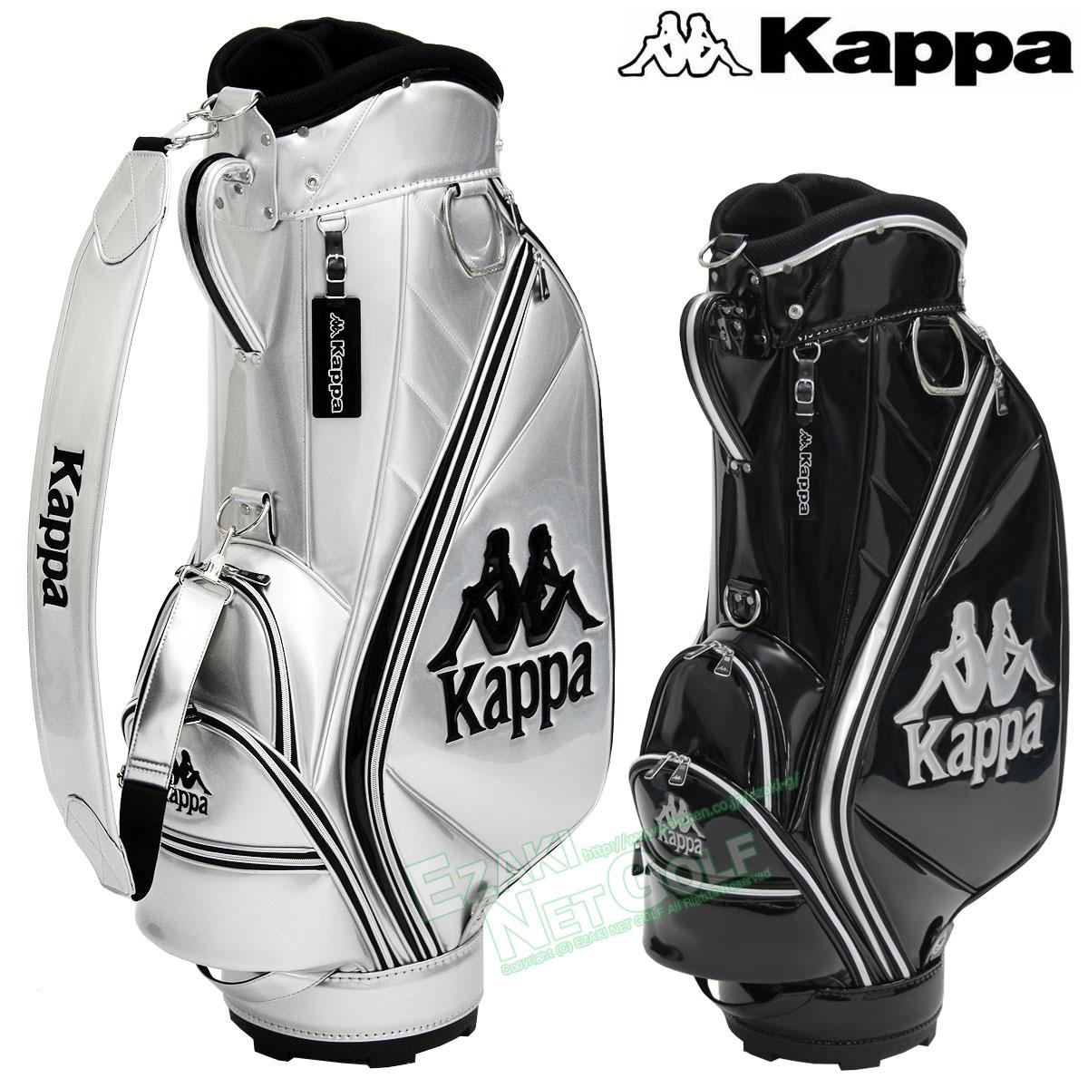【【最大3300円OFFクーポン】】KAPPA GOLF(カッパゴルフ)日本正規品 キャディバッグ 2020新製品 「KGA18BA01」 【あす楽対応】