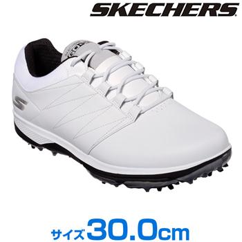 【【最大4999円OFFクーポン】】SKECHERS(スケッチャーズ)日本正規品 PRO4 ソフトスパイクゴルフシューズ 2019モデル サイズ:30.0cm 「54535」 【あす楽対応】