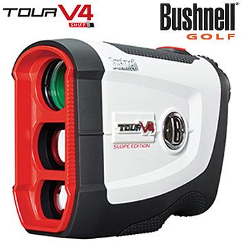 Bushnell(ブッシュネル) 携帯型レーザー距離計 ピンシーカーツアーV4シフトジョルト 2019新製品 【あす楽対応】