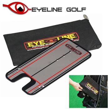 即納 EYELINE GOLF アイラインゴルフ 驚きの値段 Classic Putting ELG-MS13 あす楽対応 上品 Small ゴルフパター練習用品 クラシックパッティングミラースモール Mirror