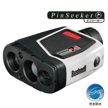 Bushnell(ブッシュネル)携帯型レーザー距離計ピンシーカーTEプロX7ジョルト