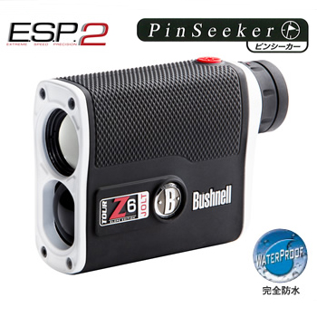 Bushnell(ブッシュネル)携帯型レーザー距離計ピンシーカースロープツアーZ6ジョルト