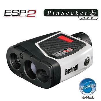【【最大3000円OFFクーポン】】Bushnell(ブッシュネル)携帯型レーザー距離計ピンシーカースローププロX7ジョルト