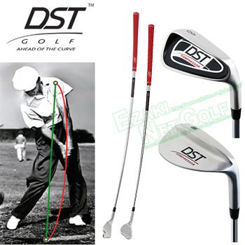 【並行輸入品】 DST GOLF COMPRESSOR(コンプレッサー)モデル (曲線シャフト)「スイングトレーニングゴルフ練習用品」