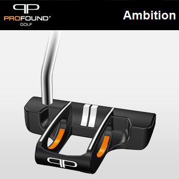 PROFOUND GOLF(プロファウンドゴルフ)Ambitionパター