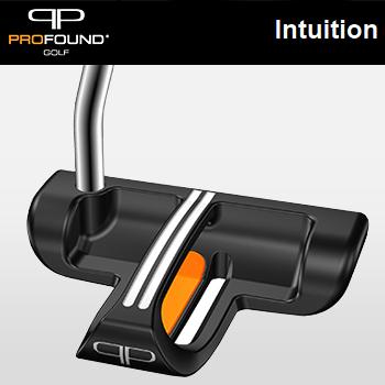 【【最大3000円OFFクーポン】】PROFOUND GOLF(プロファウンドゴルフ)Intuitionパター