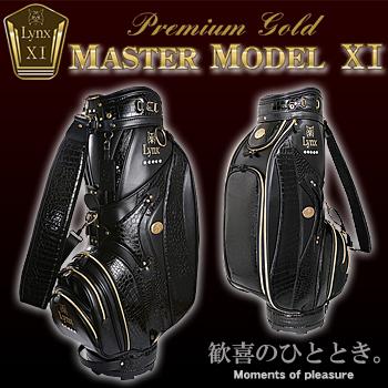 Lynx(リンクス)日本正規品MASTER MODEL XI(マスターモデル11)Premium MODEL Gold(プレミアムゴールド)フラッグシップモデルキャディバッグ, 宇治style:272b487c --- wap.acessoverde.com