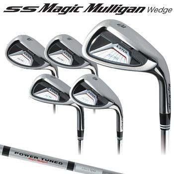 Lynx(リンクス)日本正規品SS Magic Mulligan(マジックマリガン)ウェッジLynx POWER UNED Magic Mulliganカーボンシャフト