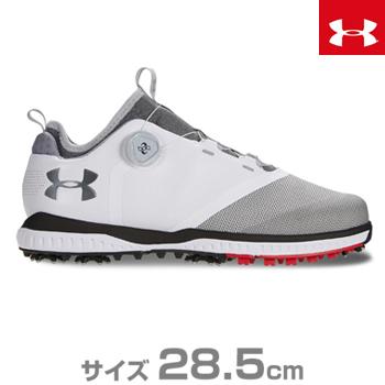 UNDER ARMOUR アンダーアーマー テンポスポーツ2 BOA ソフトスパイクゴルフシューズ メンズ 「3020800」 サイズ:28.5cm 【あす楽対応】