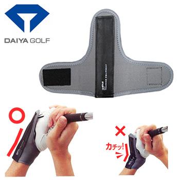 スーパーSALE開催中 即納 DAIYA GOLF ダイヤゴルフ リストジャッジ 送料込 日本正規品 ゴルフスイング練習用品 あす楽対応 SEAL限定商品 AS-483