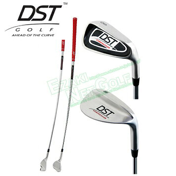 【並行輸入品】 DST GOLF COMPRESSOR(コンプレッサー)モデル (曲線シャフト)「スイングトレーニングゴルフ練習用品」【あす楽対応】