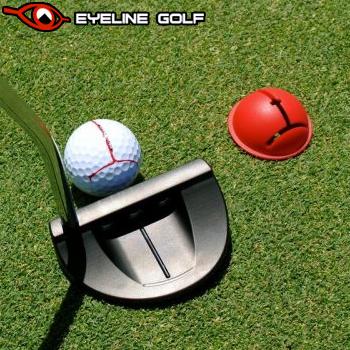 即納 EYELINE 低価格 GOLF アイラインゴルフ IMPACT BALL オリジナルサインペン付 直送商品 ELG-BL32 LINER あす楽対応 インパクトボールライナー