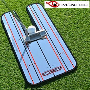 即納 EYELINE 激安通販 GOLF アイラインゴルフ CLASSIC PUTTING クラシックパッティングミラー ゴルフパター練習用品 2020 あす楽対応 MIRROR ELG-MR11