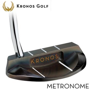 Kronos GOLF(クロノス ゴルフ)日本正規品Metronome(メトロノーム)パター【あす楽対応】