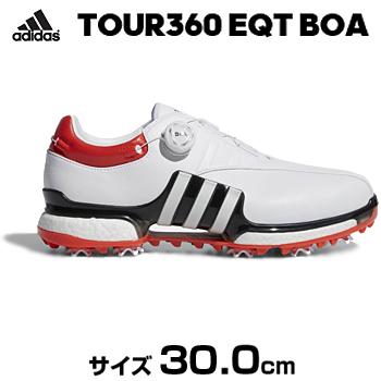 アディダスゴルフ日本正規品TOUR360 EQT Boa ソフトスパイクゴルフシューズ 2018モデル 「WI975」 サイズ:30.0cm【あす楽対応】