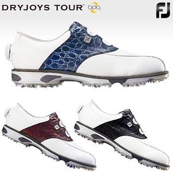 FOOTJOYフットジョイ日本正規品DRYJOYS TOUR Boa(ドライジョイズツアーボア)ソフトスパイクゴルフシューズ【あす楽対応】