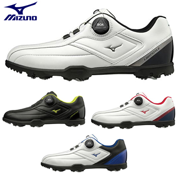 MIZUNO(ミズノ)ゴルフ日本正規品 LIGHT STYLE003 Boa ライトスタイル003ボア ソフトスパイクゴルフシューズ 2019モデル 「51GM1960」