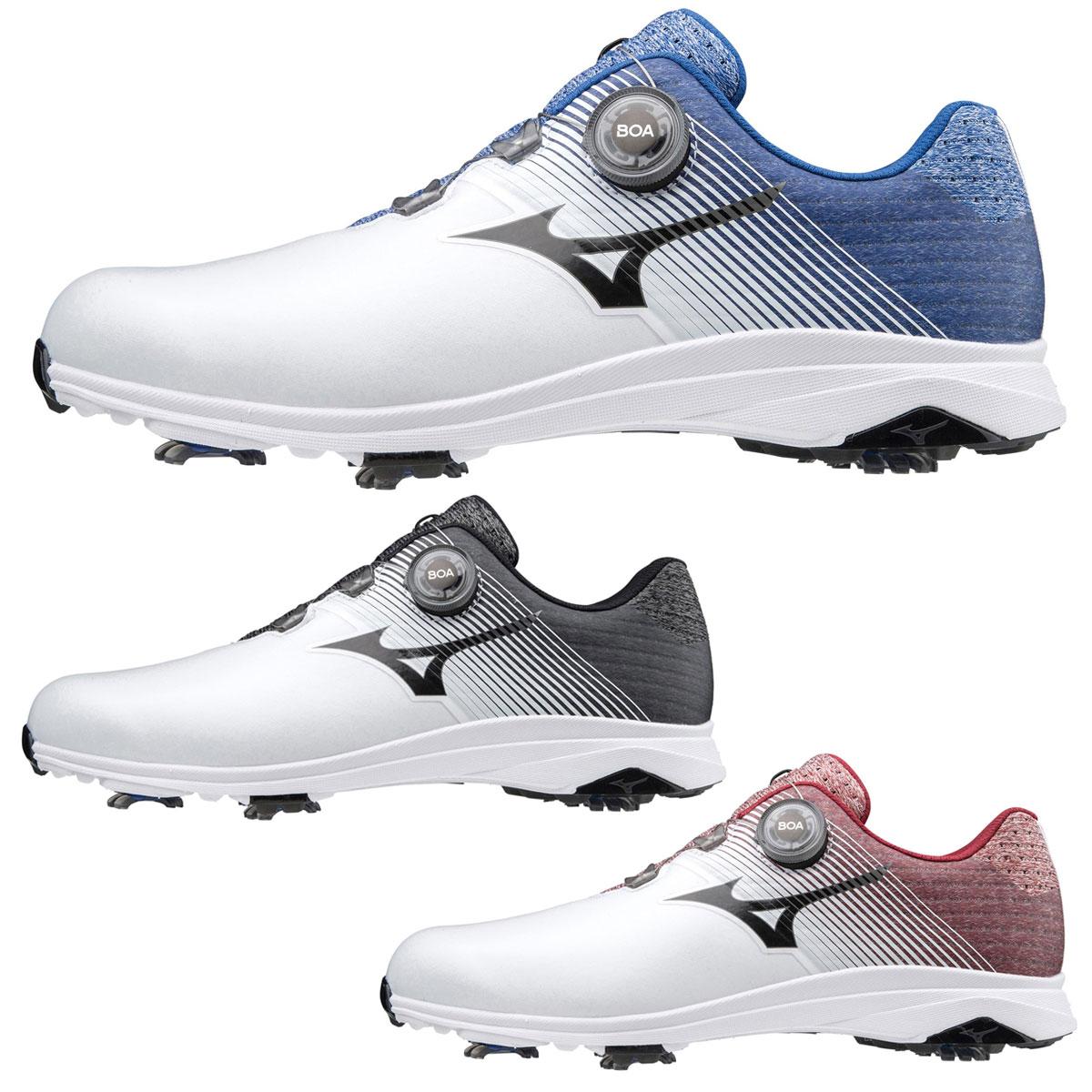 【3E】MIZUNO(ミズノ)ゴルフ日本正規品 NEXLITE007 Boa (ネクスライト007ボア) ソフトスパイクゴルフシューズ 2020新製品 「51GM2010」【あす楽対応】