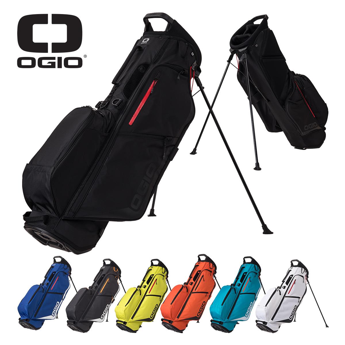 【【最大3300円OFFクーポン】】OGIO (オジオ) 日本正規品 FUSE Stand Bag 4 JV スタンドバッグ 2020新製品 【あす楽対応】