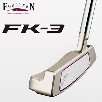 2017モデルFOURTEEN(フォーティーン)日本正規品FK-3 パター