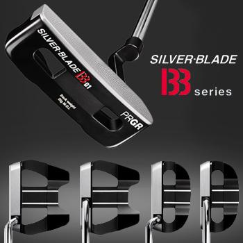 2017モデルPRGR(プロギア)日本正規品SILVER-BLADE BBシルバーブレードBBシリーズ精密鋳造パターオリジナルスチールシャフト【あす楽対応】