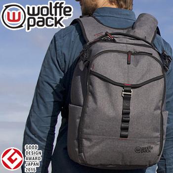 2017モデルWolffe pack(ウルフパック)ウルフパックキャプチャーバックパック