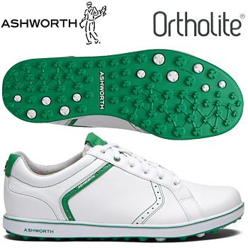 ASHWORTH(アシュワース)日本正規品Cardiff(カーディフ)ADC2スパイクレスゴルフシューズ