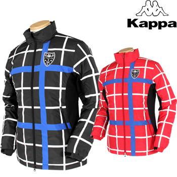 KAPPA GOLF (カッパゴルフ) 撥水ダウンジャケット 秋冬ウエア KC652OT12 【あす楽対応】