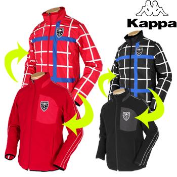 KAPPA GOLF (カッパゴルフ) リバーシブルブルゾン 秋冬ウエア KC652OT13 【あす楽対応】
