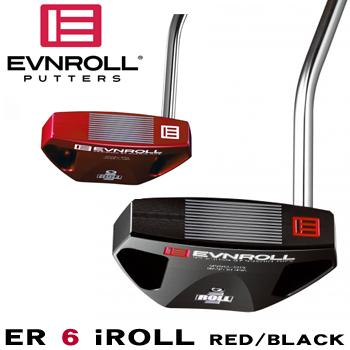 EVNROLL PUTTERSイーブンロールパター日本正規品ER 6 iROLLパター