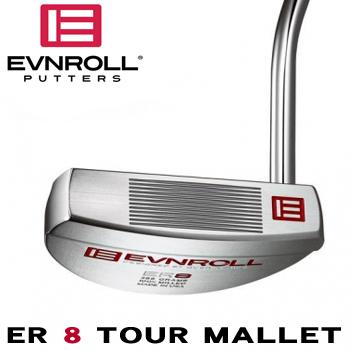 EVNROLL PUTTERSイーブンロールパター日本正規品ER 8 TOUR MALLETパター