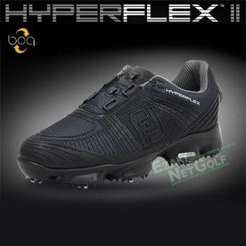 「2017新色」FOOTJOYフットジョイ日本正規品HYPERFLEX II Boa(ハイパーフレックスツーボア)ソフトスパイクゴルフシューズウィズ:W(EE)【あす楽対応】