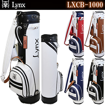 夏セール開催中 MAX80%OFF! Lynx(リンクス)日本正規品 Classic 「LXCB-1000」 Bag(クラシックバッグ) 2017モデル 2017モデル 軽量キャディバッグ Classic 「LXCB-1000」, 沼南町:511189ed --- supercanaltv.zonalivresh.dominiotemporario.com