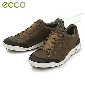 ECCO(エコー) STREET RETRO(ストリートレトロ) メンズモデル スパイクレスゴルフシューズ 「150604」【あす楽対応】
