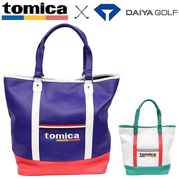 【【最大3300円OFFクーポン】】tomica×DAIYA GOLF トミカ×ダイヤゴルフ日本正規品 トートバッグ4101 「BB-4101」【あす楽対応】
