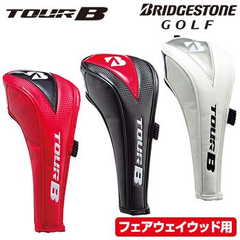 即納 BRIDGESTONE 新作アイテム毎日更新 GOLF ブリヂストンゴルフ日本正規品 TOUR フェアウェイウッド用ヘッドカバー あす楽対応 B 安売り HCG820