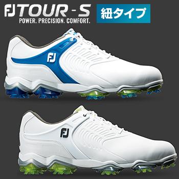 FOOTJOY(フットジョイ)日本正規品 TOUR S(ツアーエス 紐タイプ) 2018新製品 ソフトスパイクゴルフシューズ【あす楽対応】